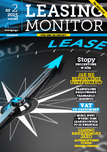 Leasing Monitor Newsletter 2/2015