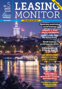 Leasing Monitor 5/2017